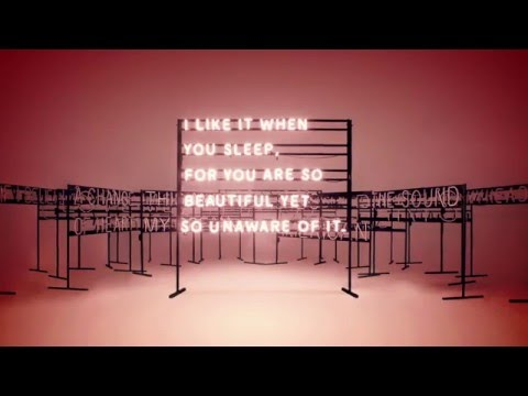 The 1975 - I like it when you sleep, for you are so beautiful yet so unaware of it (preview)