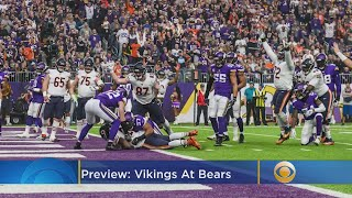 Vikings-Bears Preview: Cousins, Trubisky Face Daunting Defenses In NFC North Battle