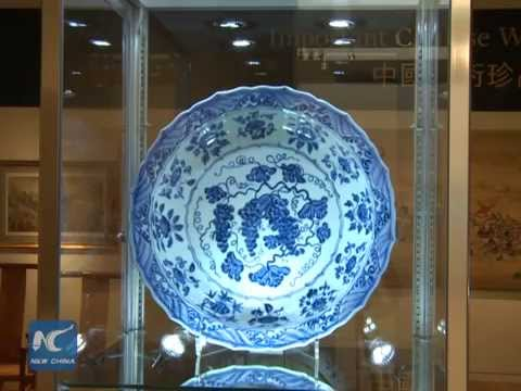 Chinese porcelain dish sold for $ 5.122M at Sotheby's