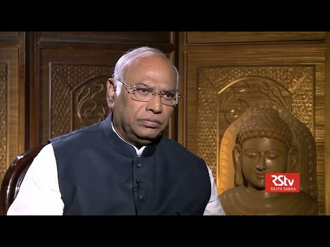 To The Point with Mallikarjun Kharge