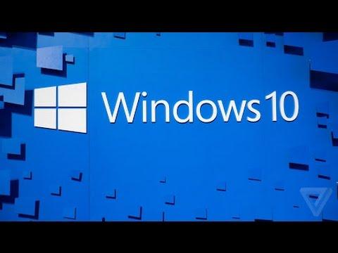 كيفية تحميل windows 10
