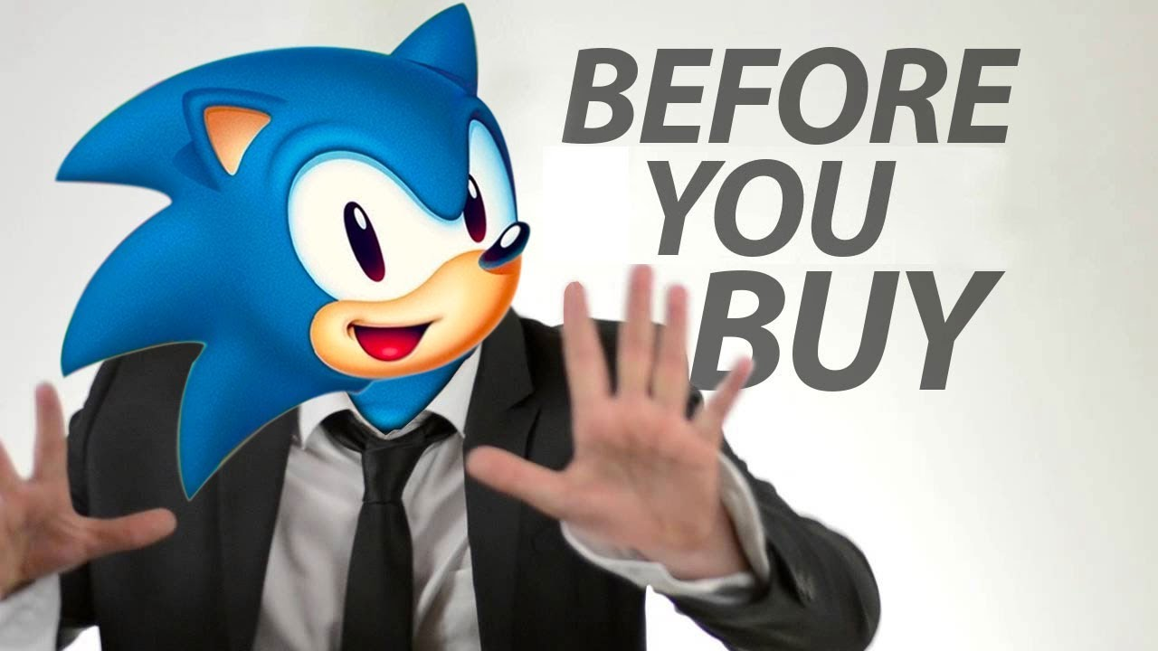 Sonic Mania Plus   Before You Buy   YouTube Sonic Mania Plus   Before You Buy