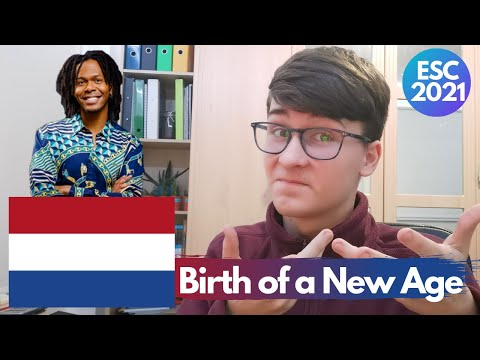 ?? Birth of a New Age - Jeangu Reaction // Netherlands Eurovision 2021 ??
