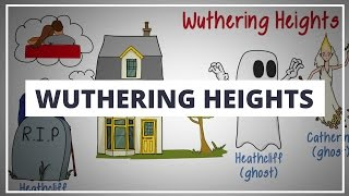 WUTHERING HEIGHTS BY EMILY BRONTE // ANIMATED BOOK SUMMARY