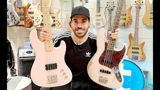 Fender FLEA Active vs Fender FLEA Signature | @Thomann (english subtitles)