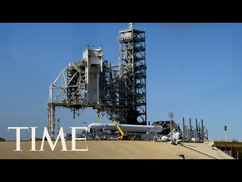 SpaceX Rocket Launch From NASA's Kennedy Space Center Aborted | TIME