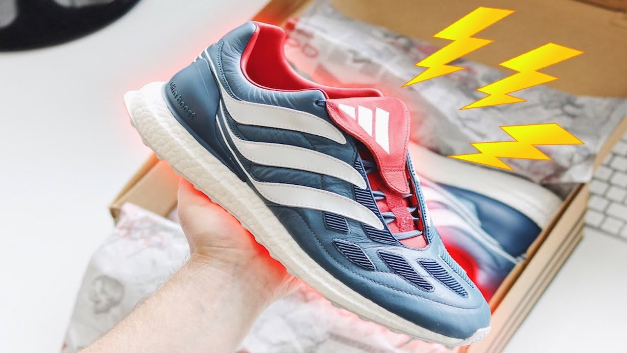 ADIDAS RELEASES MOST AGGRESSIVE ULTRA BOOST ! (PREDATOR PRECISION ULTRA  BOOST) 103ae3ff2