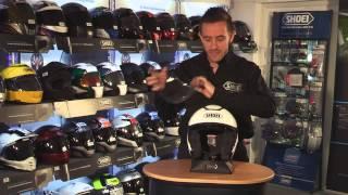 Replacing the SHOEI J-Cruise visor