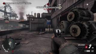 Motorcycle!!! Homefront  The Revolution GTX970 PC Gameplay