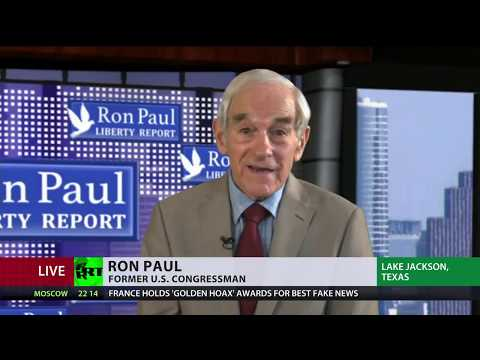 Putin&39;s Response To US Witrawal From INF Treaty Is Reasonable – Ron Paul
