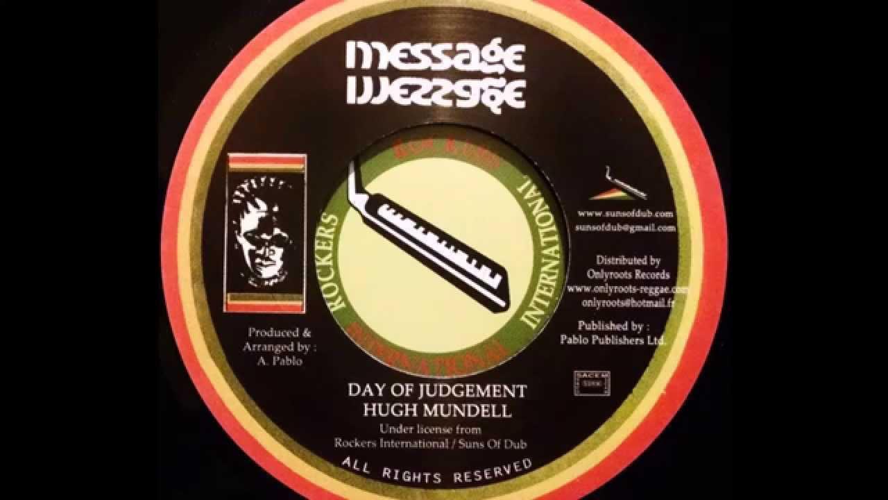 Download HUGH MUNDELL - Day Of Judgement [1978]