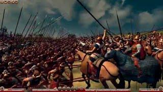 Battle Of The Arius - 208 Bce  Seleucid-bactrian War