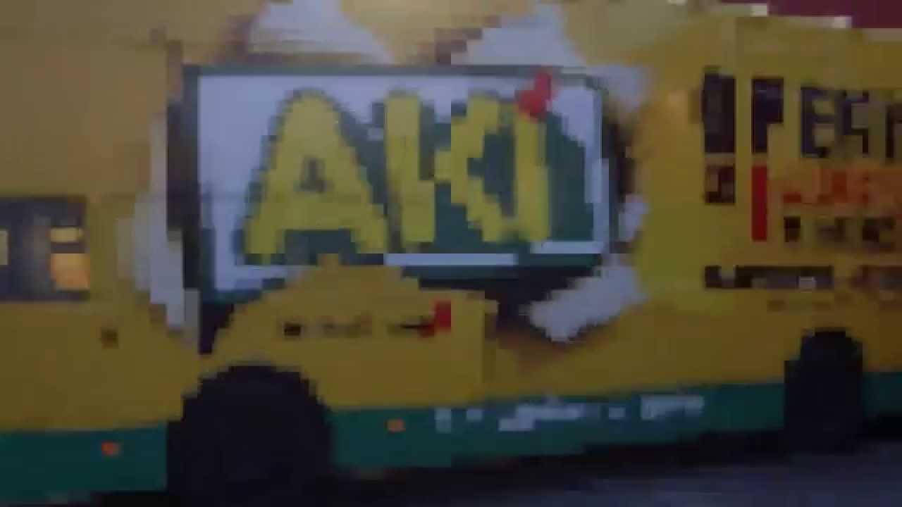 Campaña Publicitaria AKI