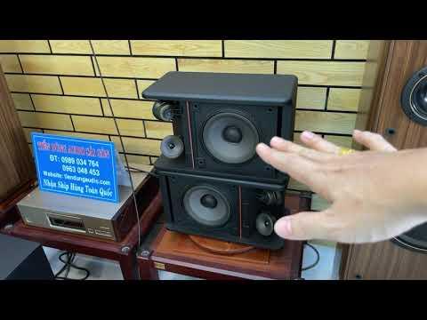 THANH LÝ 2 CẶP LOA BOSE GIÁ RẺ Tiến Dũng Audio Sai Gon
