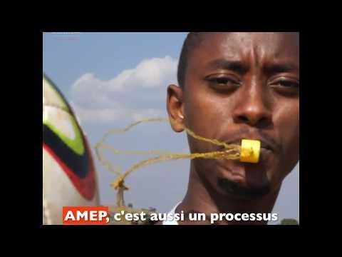 Le sport pour favoriser l'accès et le maintien à l'école au Burundi