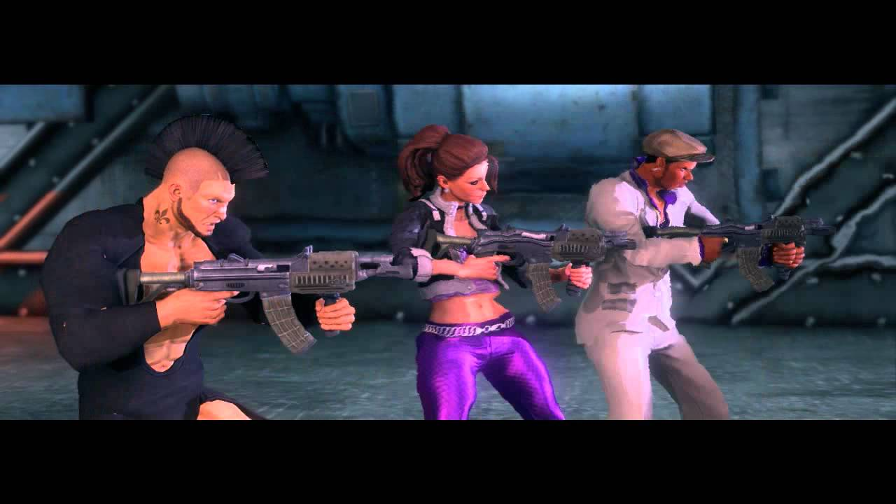 Saints Row: The Third Co-Op with NFEN - Part 7
