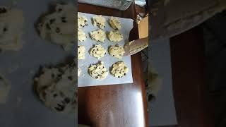 11세 초코칩쿠만들기 집콕베이커리 유기농재료사용, 순삭…