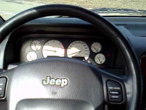 Jeep Grand Cherokee 27 Crd Limitedoutside Inside