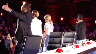 Mom and Daughter Overcome Difficulty To Deliver An AMAZING Performance