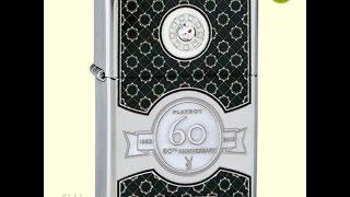 Зажигалка Zippo 28735 Playboy Club 60th Anniversary Limited Edition