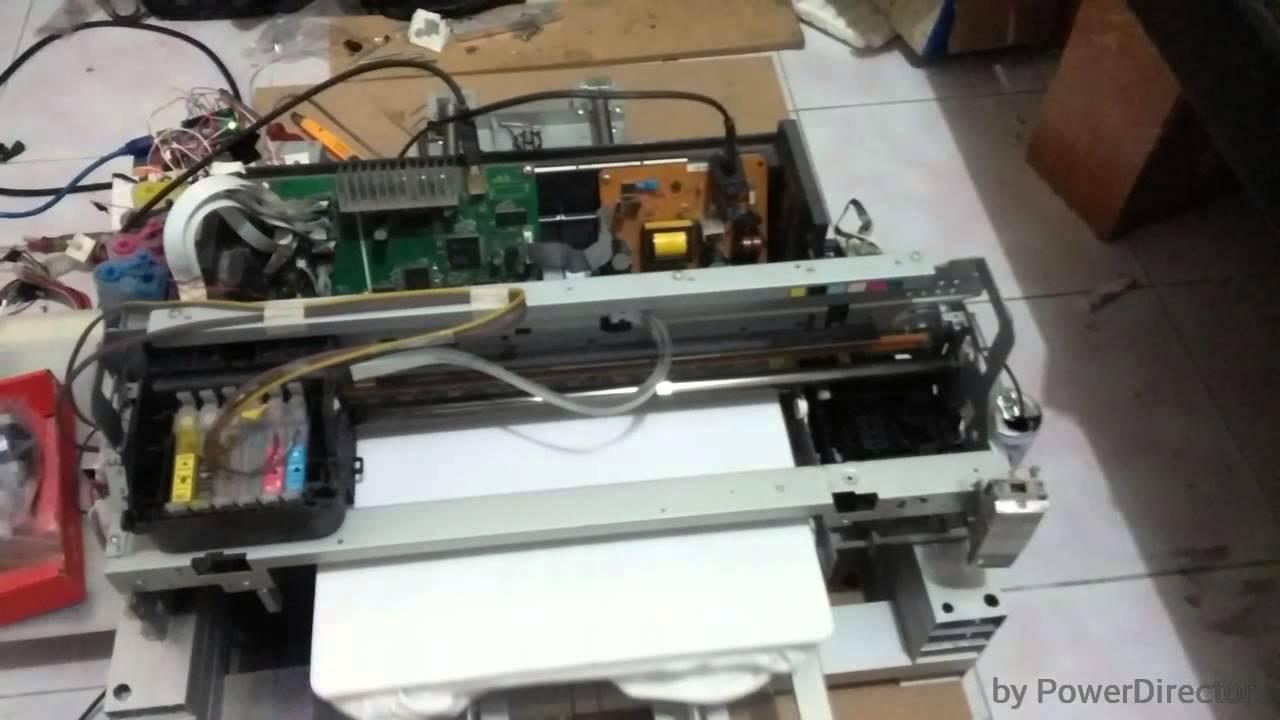 Dtg Printer Conversion Kit