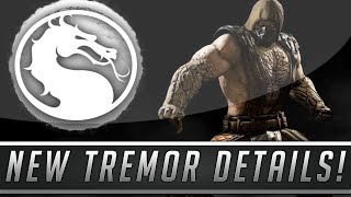 Mortal Kombat X: Tremor Fully Revealed & New Variation Details! (Mortal Kombat 10)