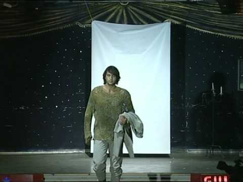 Tunisia Fashion Week, Collection 2005, Designer  Salah Barka