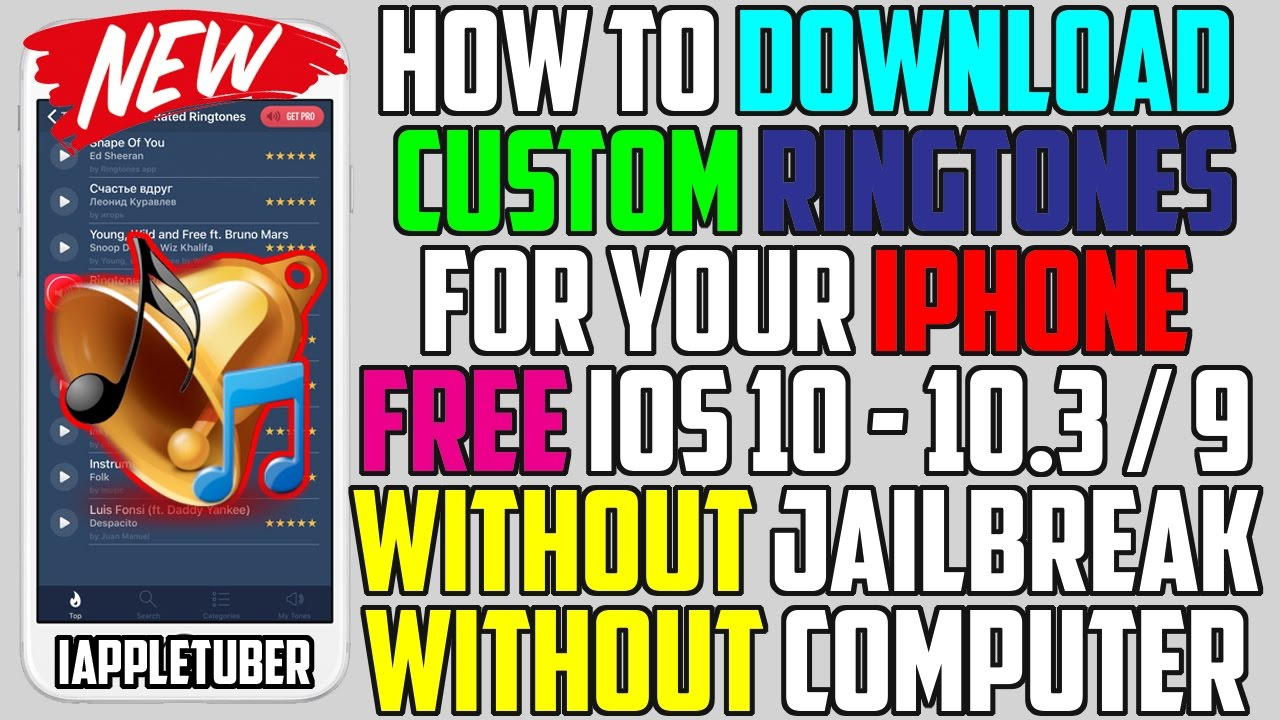 download iphone ringtones how to and set ringtones on iphone free no 10514