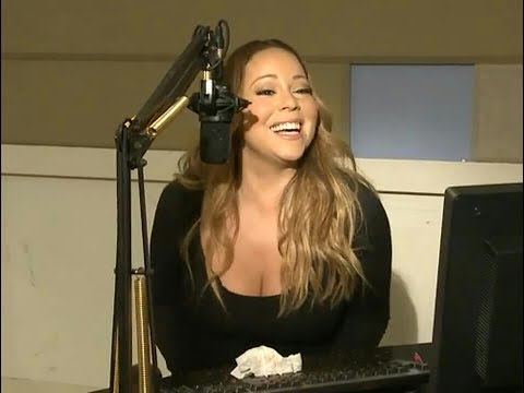Mariah Carey - 103.5 KTU Interview (2014)
