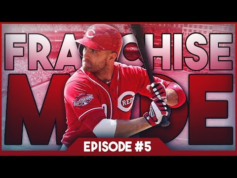 "MLB The Show 18 - Cincinnati Reds Franchise Mode #5 ""First Big Mistake?"""