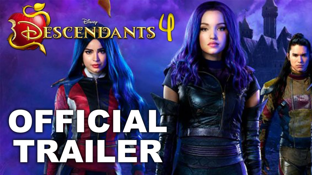 Descendants 4 Official Hd Trailer 2020 Youtube