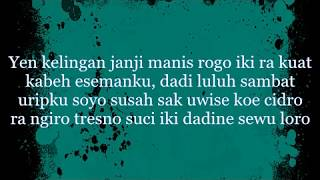 NDX A K A Piwales Tresno lirik