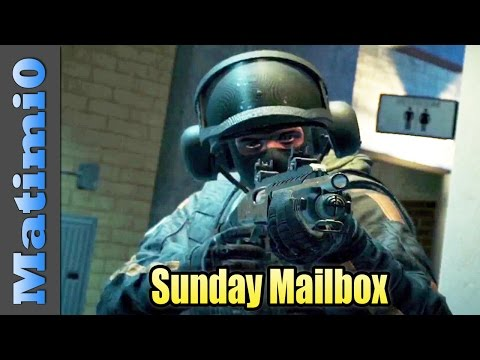 Sunday Mailbox - Hollow Point Ammo - Rainbow Six Siege