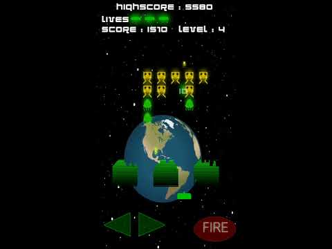 Invaders - Classic Retro Arcade Space Shooter - Apps on