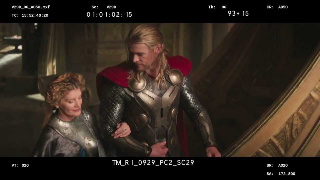 Image result for thor and frigga movie