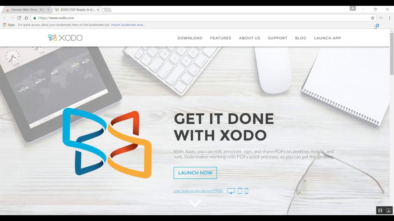 Add Notes to PDF using XODO to Use TechnoKids eBooks, Chromebooks in the  Classroom