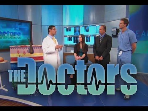 "Dr. Joel Cohen on ""The Doctors"" television program"