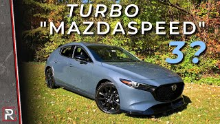 The 2021 Mazda3 Turbo Hatch is the AWD GTI Rival We've Always Wanted