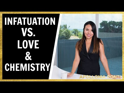 The Difference Between Infatuation & Chemistry! (Infatuation Vs Love)