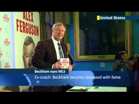 David Beckham eyes Miami franchise: Soccer celebrity finalizes plans to purchase MLS team