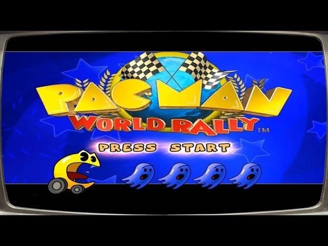 Pac-Man World Rally [fx4100 + Gtx550ti][Emulador Dolphin 5.0]