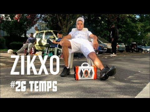 Youtube: Zikxo – Freestyle #26 Temps