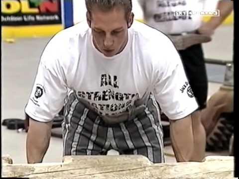 Scandinavia vs South Africa - Strongman in 2001