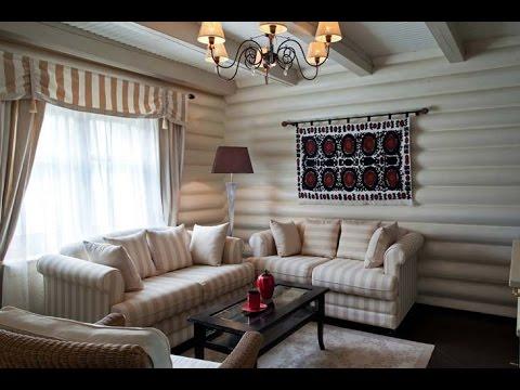 Вилла Роза  удивительный бревенчатый Дом