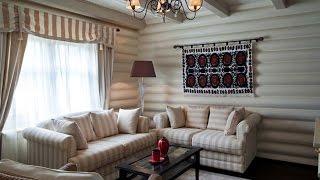 Вилла Роза  удивительный бревенчатый Дом(Бревенчатый дом, автором которого является архитектор Юлиан Чаплинский назван «Вилла Роза». Вилла Роза..., 2014-10-12T12:45:26.000Z)