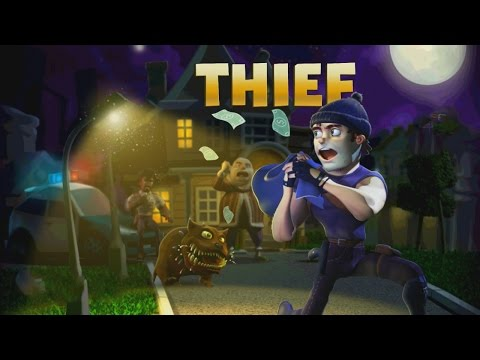 Thief: Tiny Clash Android GamePlay Trailer (HD)