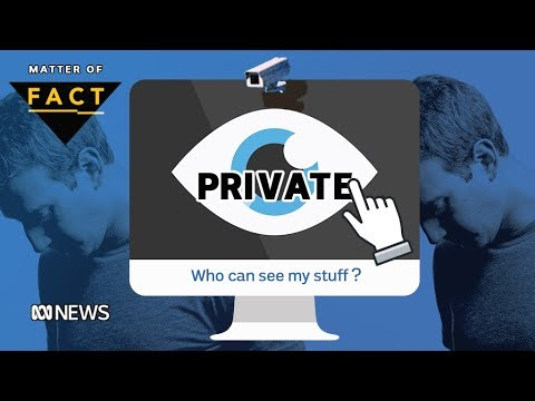 What is the future of privacy?