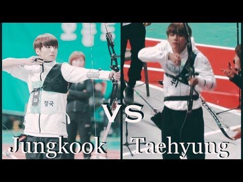 Jungkook vs Taehyung