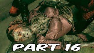 BATMAN: ARKHAM KNIGHT Walkthrough Gameplay Part 16 - Ivy
