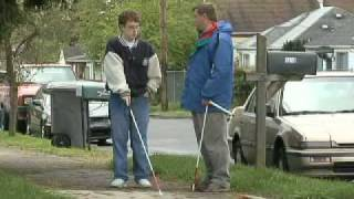 White Cane Techniques